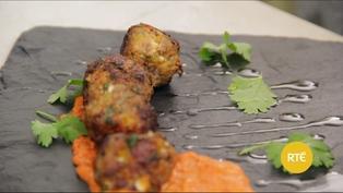 Dublin Cookery School's Mediterranean Meatballs