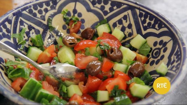 Dublin Cookery School's Cucumber Salad