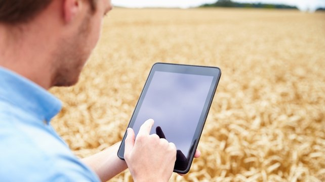 Is the future of farming heading towards smart devices and GPS?