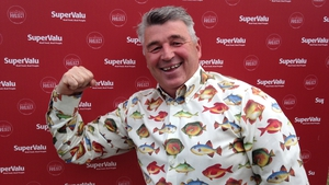 Martin Shanahan is one of Ireland's leading seafood chefs. We caught up with him at the National Ploughing Championships to talk about fish, what inspires him and that-now famous shirt!