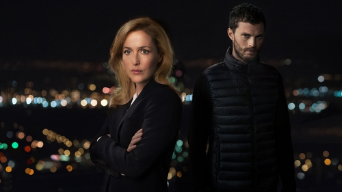 Gillian Anderson and Jamie Dornan are back in The Fall