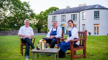 Lords & Ladles is back on Sundays on RTÉ One at 6:30pm with some fantastic vintage recipes. Tonight we're looking at a selection of first course, second course and dessert recipes from  Ballymacmoy House, 18th century.