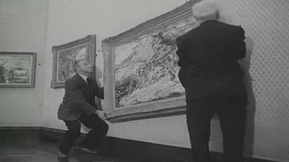 Jack B Yeats Exhibition 1971