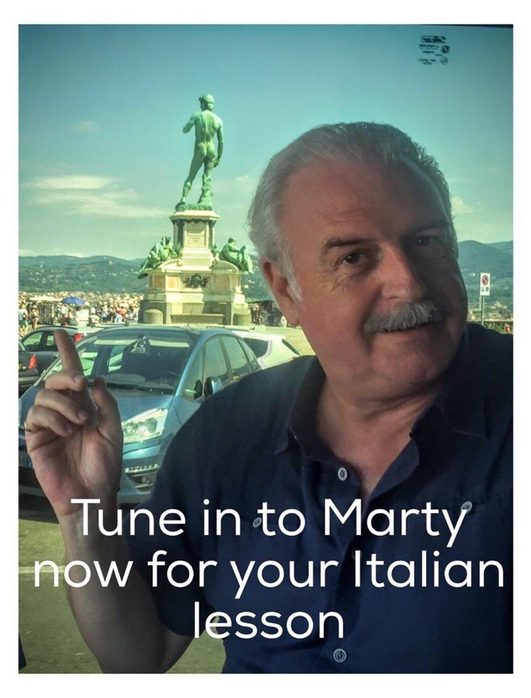 Italian Lessons with Marty - Part 4 - All the 3s