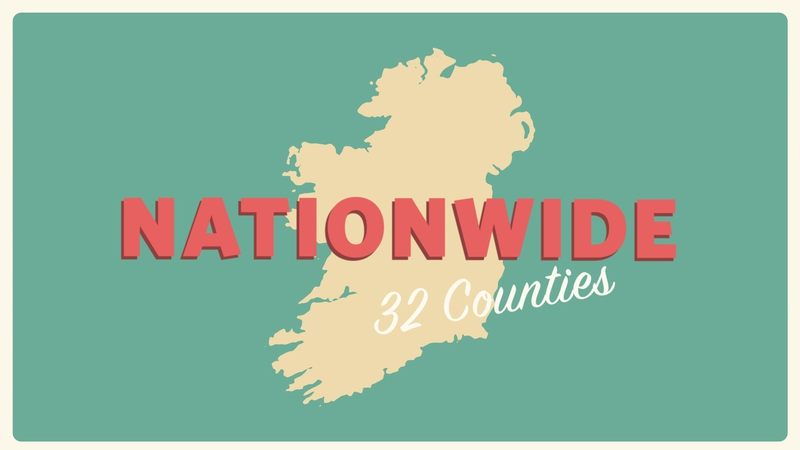 Nationwide 32 Counties Collection