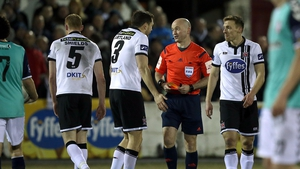 Dundalk and Derry drew in their previous fixture at Oriel Park