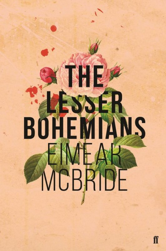 """The Lesser Bohemians"" by Eimear McBride"