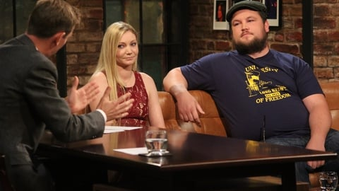 The Late Late Show Extras: John Connors and Sindy Joyce