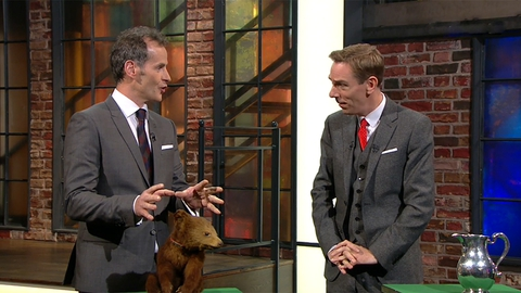 The Late Late Show Extras: Antiques Game