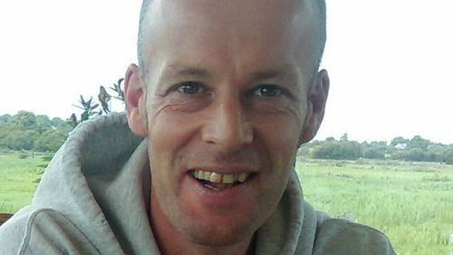 Eamon O'Connell was missing from his home in Claregalway