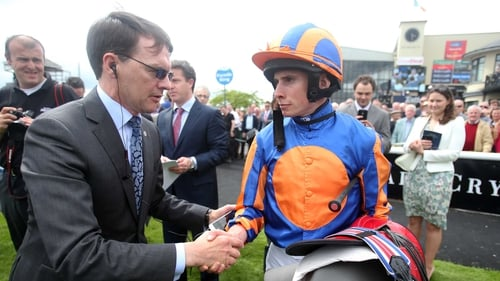 The Aidan O'Brien-Ryan Moore combination won the 2013 Derby with Ruler Of The World