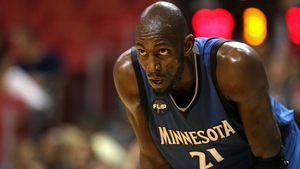 Garnett will be remembered for his fierce competitiveness