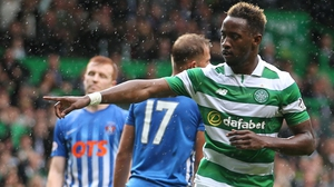 Moussa Dembele added to his growing list of admirers