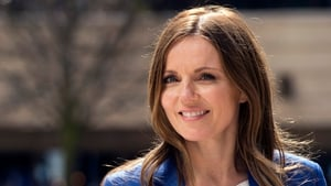 Geri Horner may be spicing up the Great British Bake Off