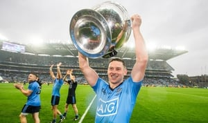 It's been decided that Philly McMahon has got a date with Sam Maguire after the replay