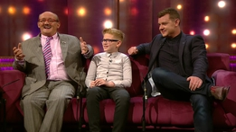 The Ray D'Arcy Show Extras: Jamie, Danny and Brendan O'Carroll