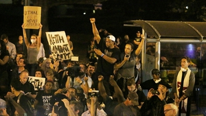 Demonstrators have been protesting for five days in Charlotte