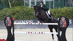 Darragh Kenny and Go Easy De Muze produced a superb clear round (Photo: Sonya Dempsey/Equestrian PR Services)