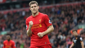 Milner was the man on the spot for Liverpool against Hull, scoring twice