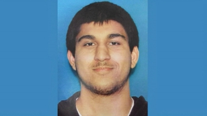 Authorities identified the shooter as Arcan Cetin
