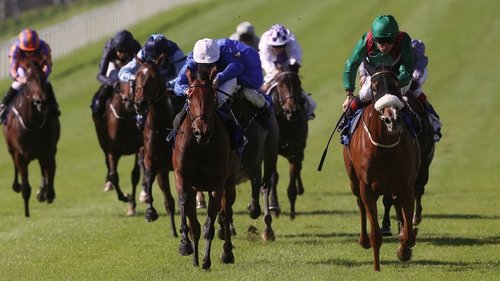 Pat Smullen leads on board Eziyra