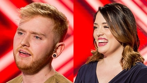 Niall Sexton and Janet Grogan are through to Judges' Houses