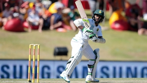Temba Bavuma hit 113 in his first one day international
