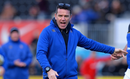 Mike Ford to join Toulon's backroom staff