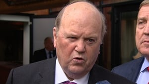 Michael Noonan was speaking at an event in Limerick