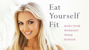 Be in for a chance to win a copy of Rosanna Davison's Eat Yourself Fit!