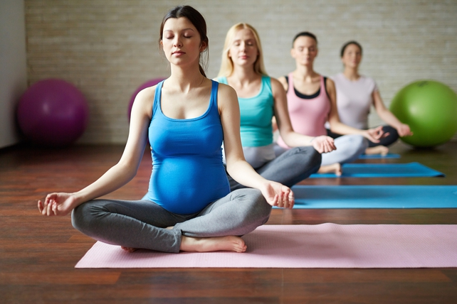 Yoga for First Trimester