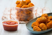 Sweet Potato Tots for the Kids!