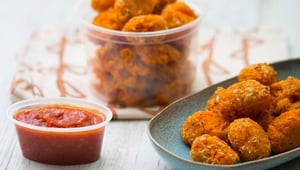 Siobhan Berry's Sweet Potato Tots for the Kids