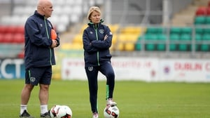 Sue Ronan has been in charge of Ireland women since 2010