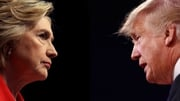 Opinion polls show the two candidates in a very tight race