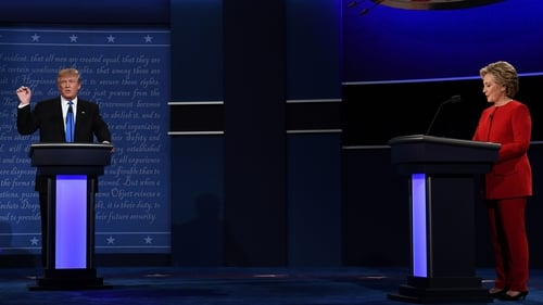 Had to fight with anchor on everything… Presidential debate was rigged