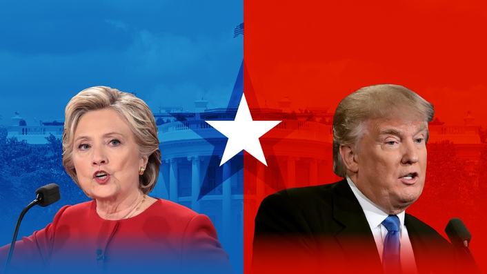 Clinton and Trump clash over tax, race and ISIS in the first debate