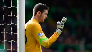 Craig Gordon: 'We want to go out there and give it a right good go'