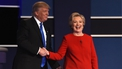 Trump V Clinton: Who won the debate?