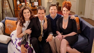 Will & Grace cast members reunite