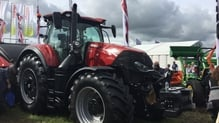 Donal Byrne from RTÉ Motors was at The National Ploughing Championship in Screggan this year to discover what the latest trends in tractors are, what technology is being developed in Ireland, and what €300,000 could get you in a machine.