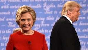 Hillary Clinton and Donald Trump clashed several times in the first presidential debate