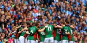 Mayo scored 0-15 against Dublin in the drawn game - they may need to top that at the weekend