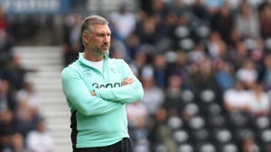 The move follows a meeting between Pearson and Derby owner and chairman Mel Morris