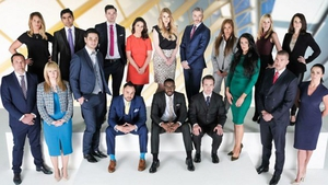 The Apprentice continues next Thursday on BBC One