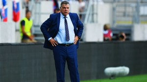 Sam Allardyce is frightened by the prospect of failure at Crystal Palace