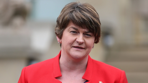 Arlene Foster reacted negatively when the notion of an all-Ireland forum on Brexit was first mooted