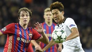 Son Heung-min has been in goalscoring form for Spurs
