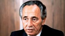 Shimon Peres tar éis bháis - bhí sé 93