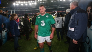 Nathan White played 13 times for Ireland